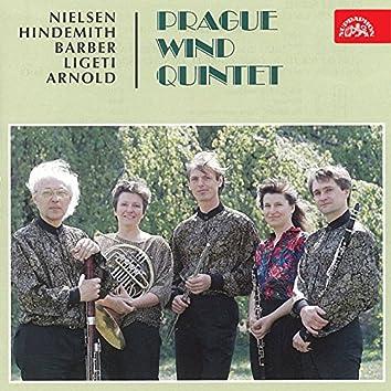 Nielsen, Hindemith, Barber, Ligeti, Arnold: Prague Wind Quintet