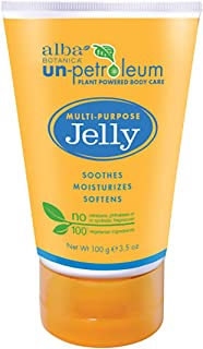 Alba Botanica Un-Petroleum, Multi-Purpose Jelly, 3.5 Ounce