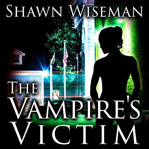 The Vampire's Victim audiobook cover art