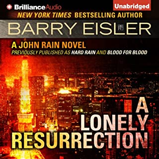A Lonely Resurrection audiobook cover art