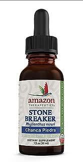 Amazon Therapeutic Laboratories Chanca Piedra (Stone Breaker) 1 Oz ( Multi-Pack)