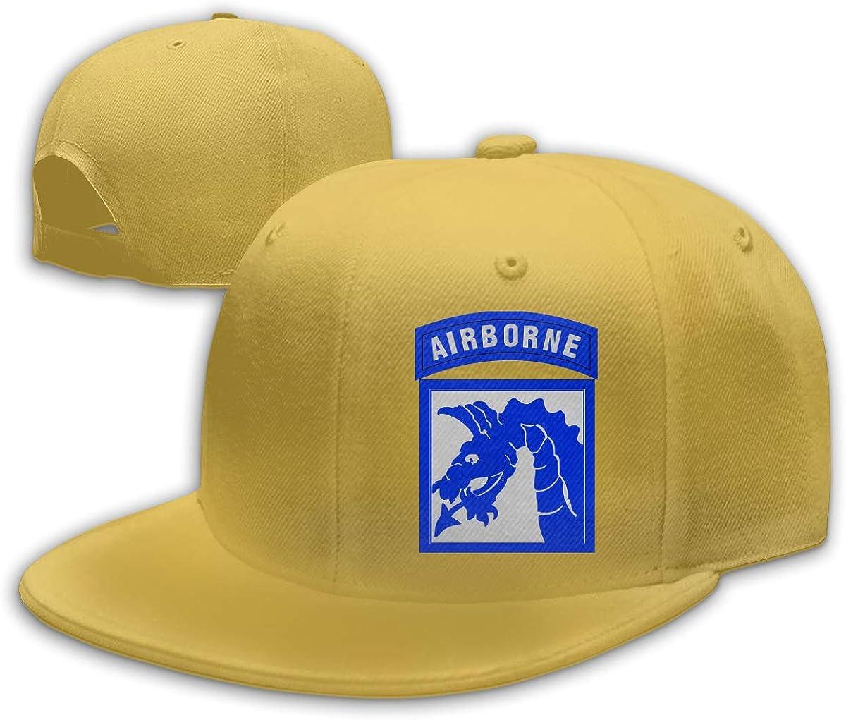 Xindianpucsk 18th Airborne Corps Baseball Cap Fashion Hat