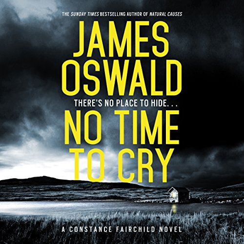 No Time to Cry audiobook cover art