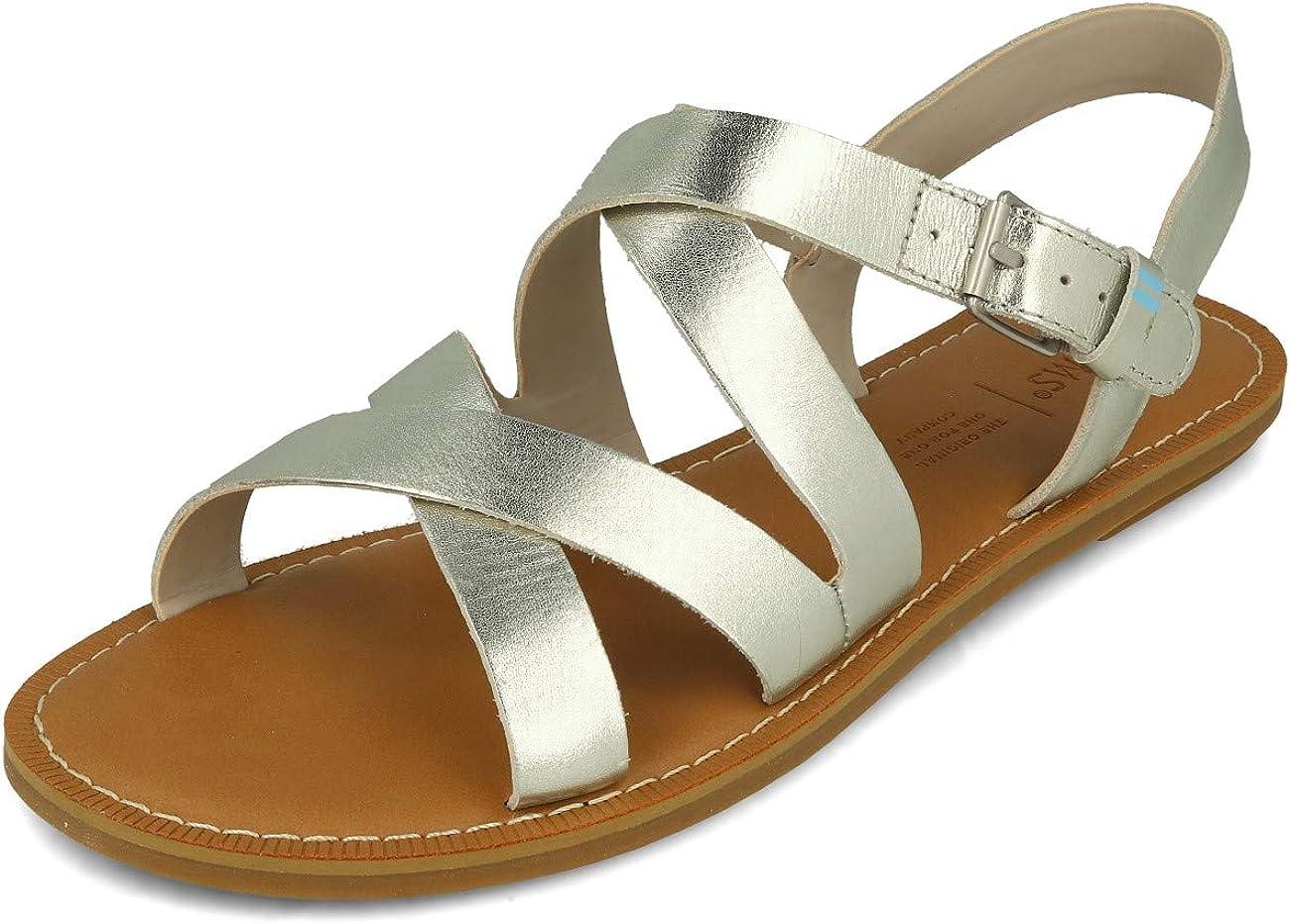 TOMS Women's Sicily Oklahoma City Mall OFFicial Slingback Sandal