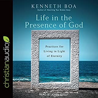 Life in the Presence of God audiobook cover art