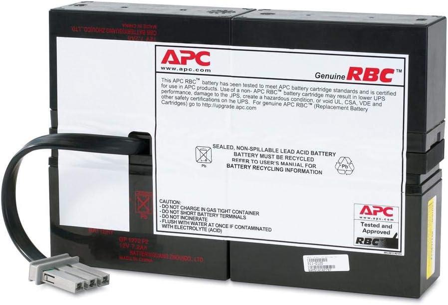 APC UPS Battery Replacement, RBC59, for APC Smart-UPS Model SC1500