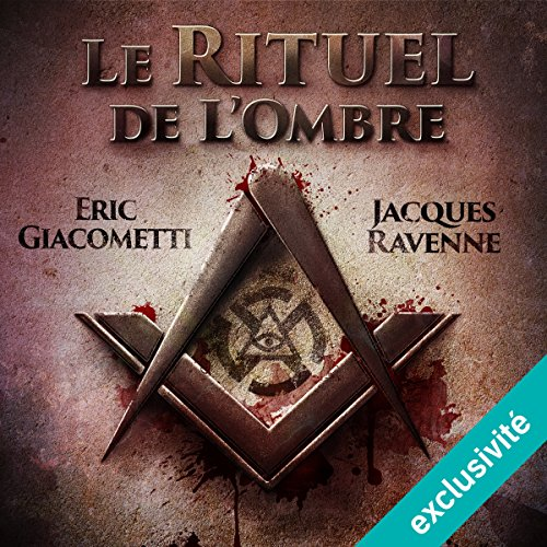 Le rituel de l'ombre audiobook cover art