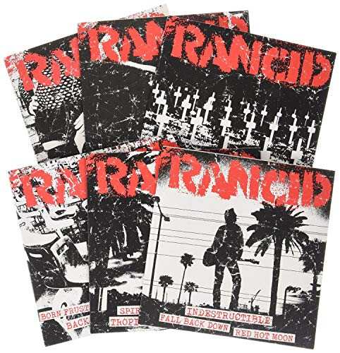 Rancid - Indestructible (Rancid Essentials 7