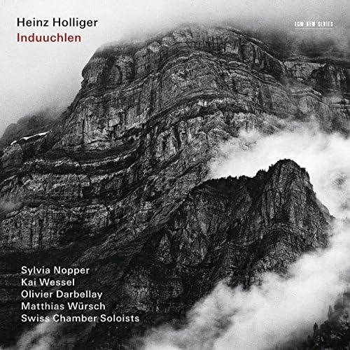 Heinz Holliger, Anna Maria Bacher, Albert Streich & Swiss Chamber Soloists