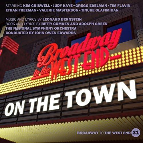 All Star Cast feat. Kim Criswell, Judy Kaye, Gregg Edelman, Tim Flavin, Ethan Freeman, Valerie Masterson & Tinuke Olafimihan