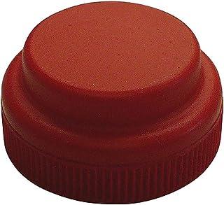 マルヤス電業 φ25押ボタンSW用ゴムカバー、材質EPDM(耐候)、色:赤、ZE-A25R