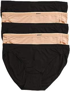 Felina   Sublime Bikini   Panty   5-Pack   No Show Coverage   Anti Piling