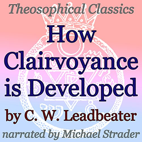 How Clairvoyance Is Developed audiobook cover art