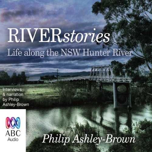 River Stories audiobook cover art