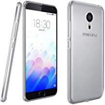 Tumundosmartphone Funda Gel TPU Fina Ultra-Thin 0,3mm Transparente para MEIZU M3 Note