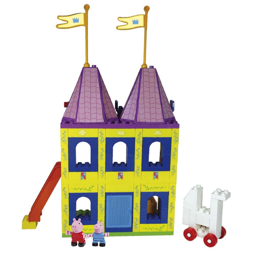 Peppa Pig - Castillo, Juego de construcción (Simba 6102330): Amazon.es: Juguetes y juegos
