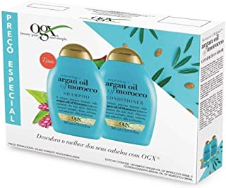 Kit Ogx Argan Oil Moroc Sh+Cond 385Ml