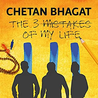 The Three Mistakes of My Life cover art