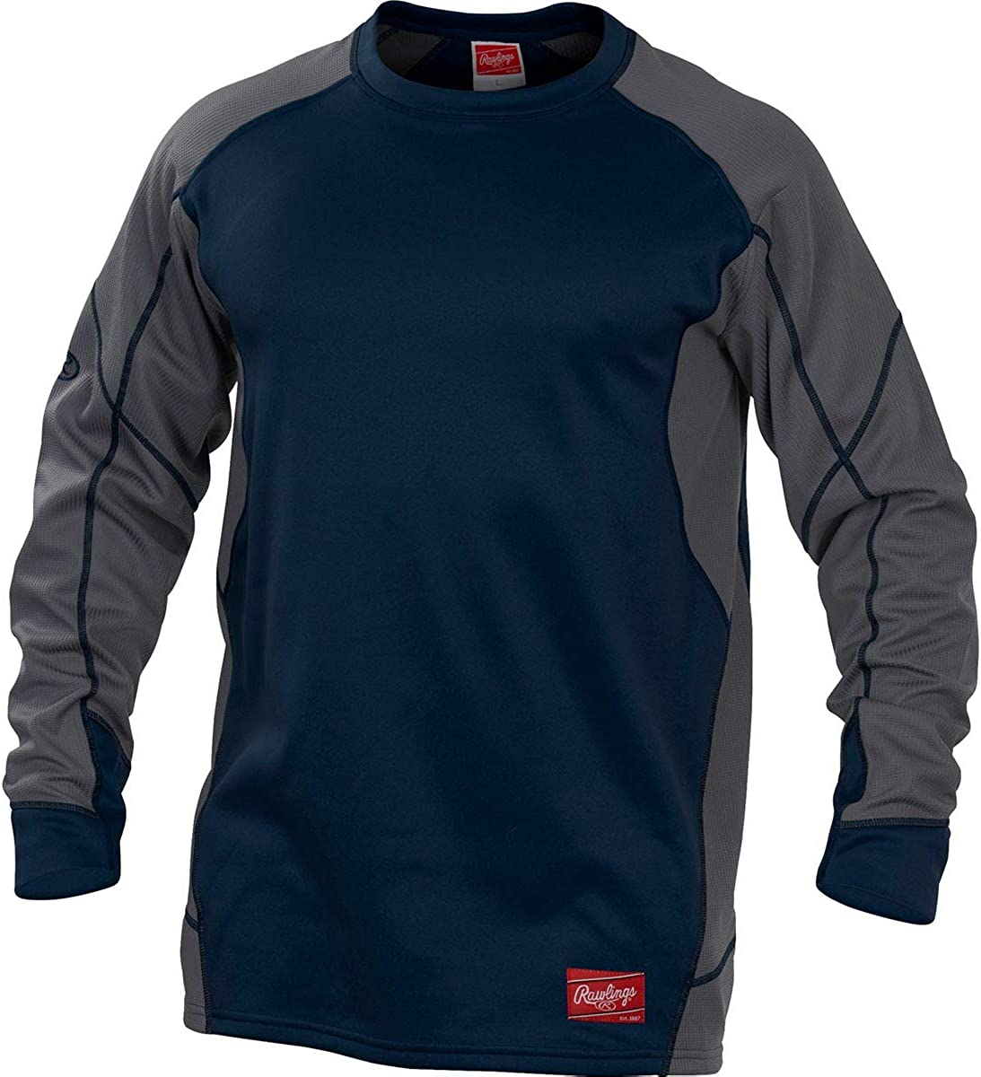 Rawlings Men's Adult Mail order cheap Dugout Direct sale of manufacturer Fleece Series Pullover