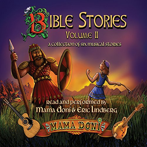 Bible Stories, Volume 2 audiobook cover art