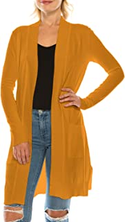 Best cardigan sweater long sleeve Reviews