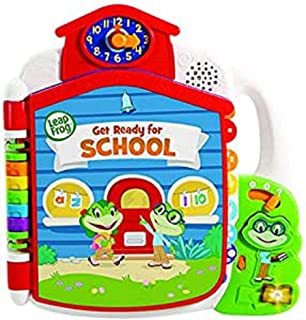 LeapFrog (LF)LEAPFROG TAD'S GET READY FOR SCHOOL BOOK , Piece of 1