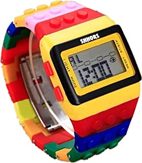 Rosiest Unisex Colorful Digital Wrist Watch Life Waterproof Fashion