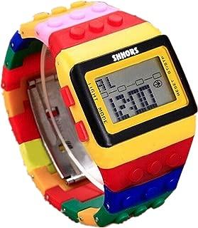 Rosiest Unisex Colorful Digital Wrist Watch Life Waterproof Fashion