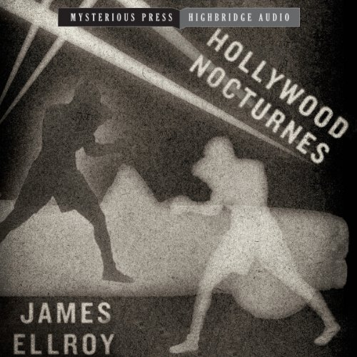 Hollywood Nocturnes audiobook cover art