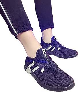 FidgetGear Men All Match Sports Heightening Running Net Shoes