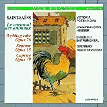 Saint-Saens: Le carnaval des animaux / Carnival of the Animals