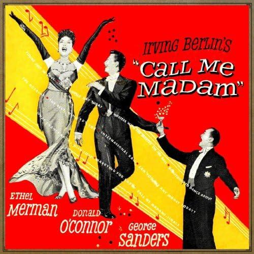Ethel Merman, Donald O'Connor & George Sanders
