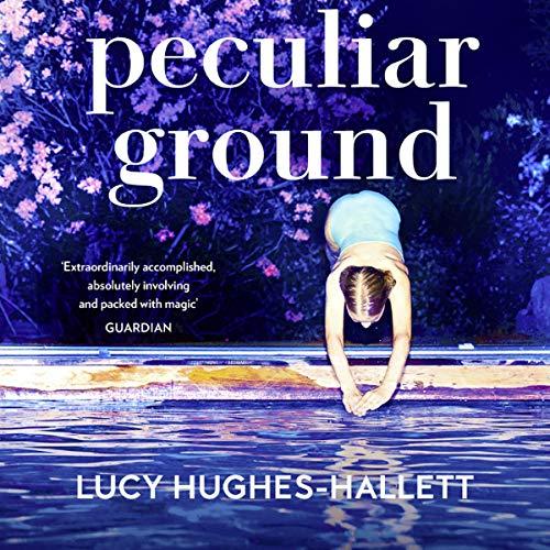 Peculiar Ground audiobook cover art