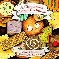 A Christmas cookie exchange book for kids