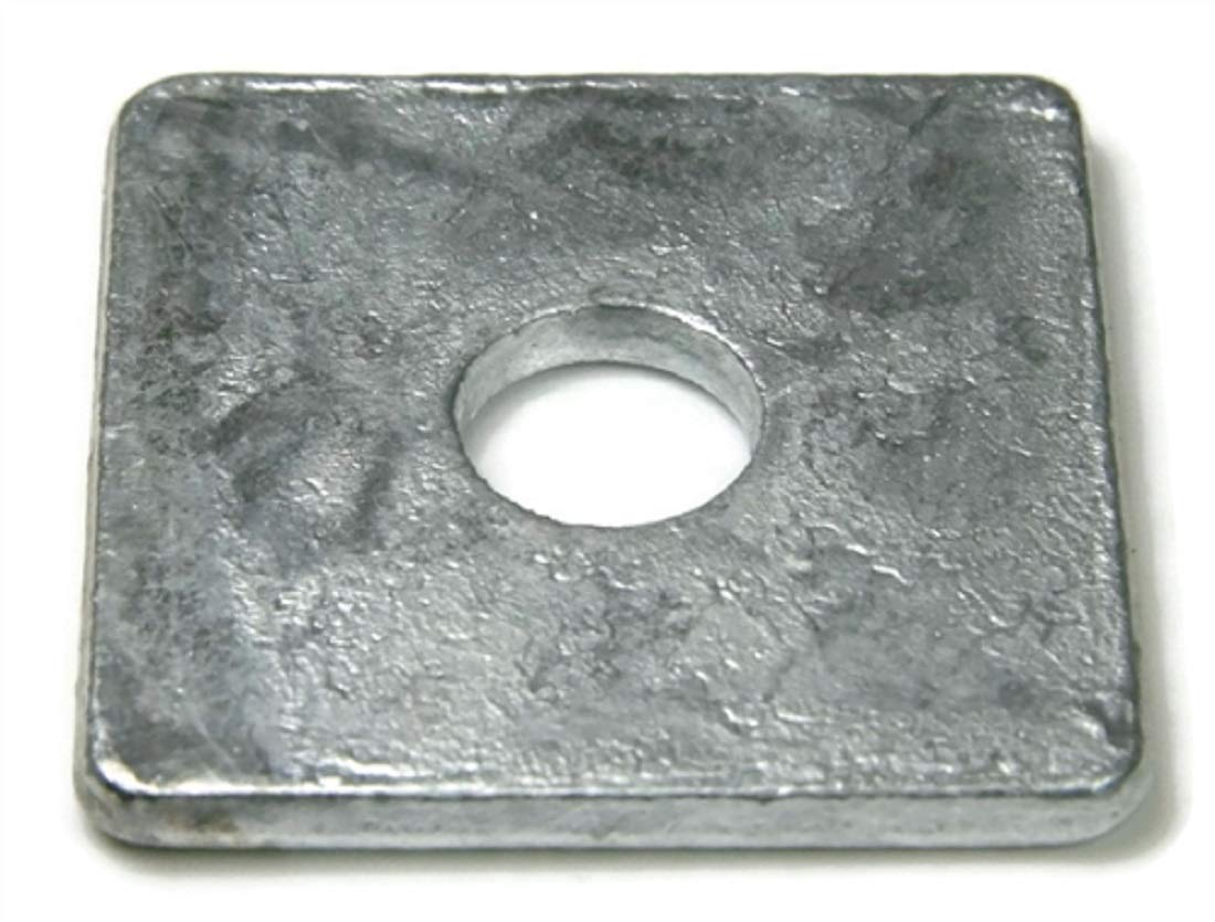 NEW Fashionable Square Washers Hot Dipped Galvanized - 5 2-1 11 8