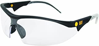 Caterpillar CSA-DIGGER-100-AF Filter Category 2C-1.2 Clear Lens Safety Glasses, Small