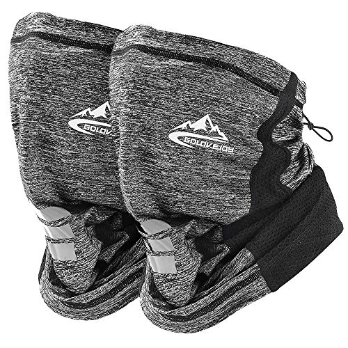 (30% OFF Coupon) Adjustable Gaiter Face Mask 2Pack $11.89