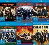 Chicago Fire - Komplette Staffeln 1+2+3+4+5+6 Blu-ray Set (33 Blu-rays)
