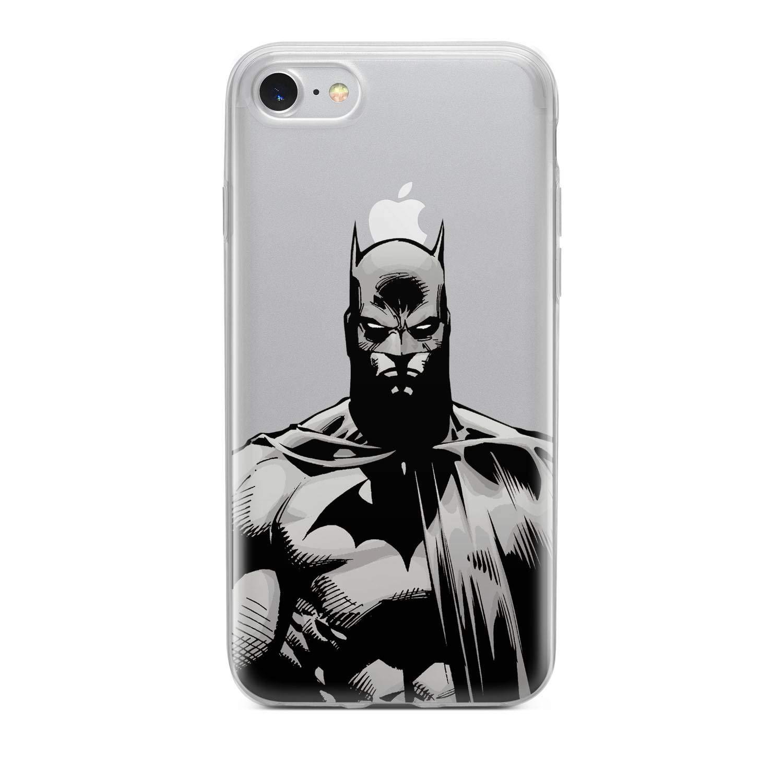Batman Serie Estuche Rígido Iphone - Batman closeup, Iphone 7: Amazon.es: Hogar