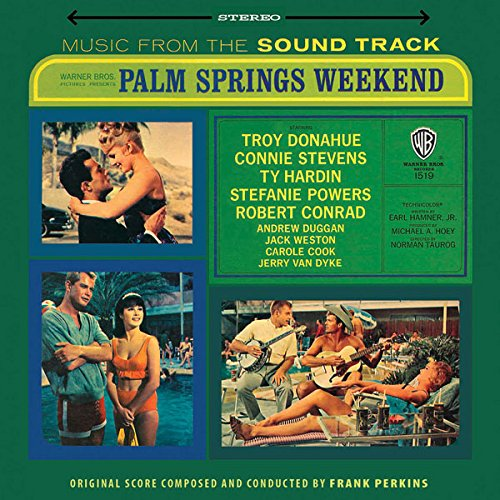 Price comparison product image Palm Springs Weekend (Music from the Soundtrack)