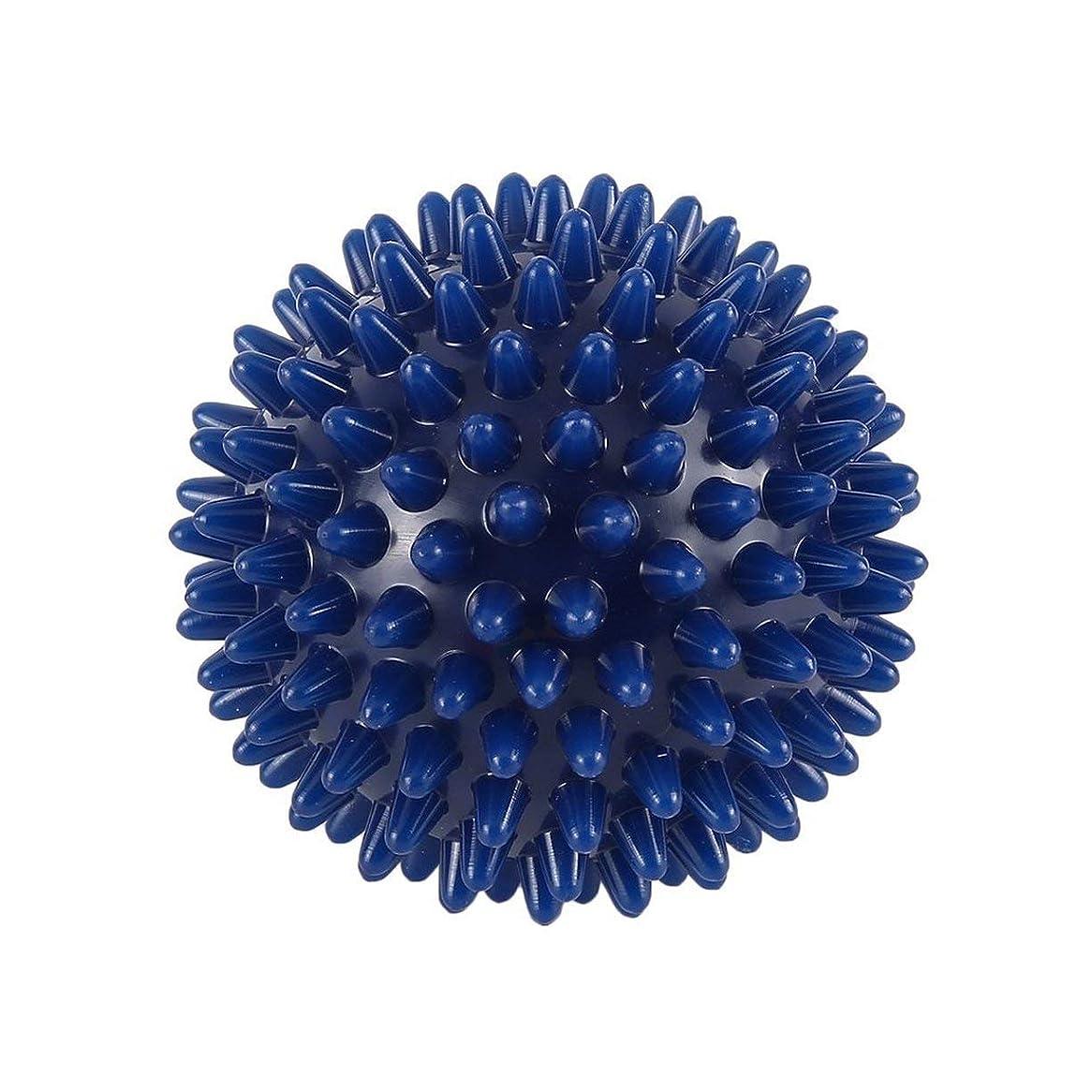 バリア船乗りくPVC High Density Spiky Massage Ball Foot Pain & Plantar Fasciitis Reliever Treatment Hedgehog Ball Massage Acupressure Ball