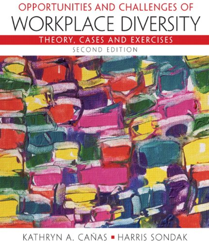 Opportunities and Challenges of Workplace Diversity:...