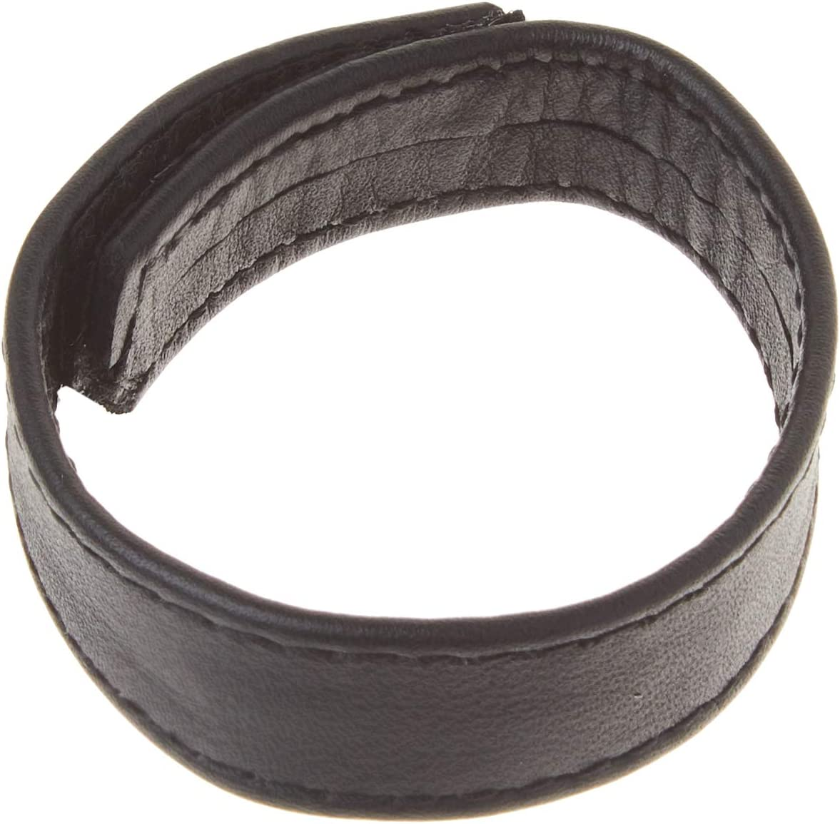 Sale wholesale Strict Leather Velcro Ring Cock