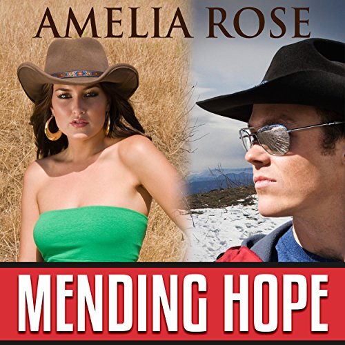 Mending Hope     License to Love, Book 2              By:                                                                                                                                 Amelia Rose                               Narrated by:                                                                                                                                 Lawrence D. Yaklin                      Length: 2 hrs and 19 mins     Not rated yet     Overall 0.0