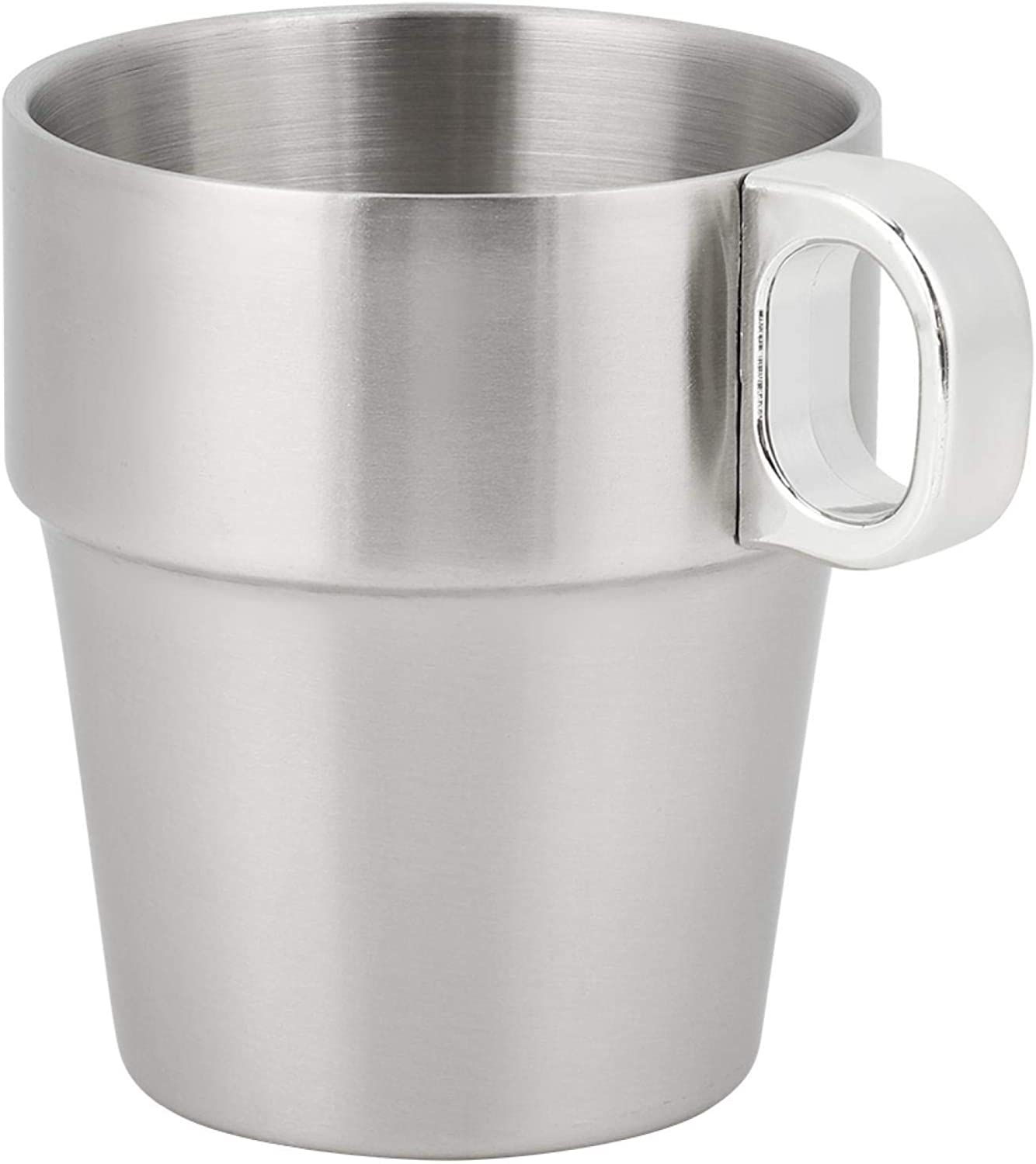 Cup Set Arlington Mall Anti-Scald Reusable Water Stackable with Holder Great interest