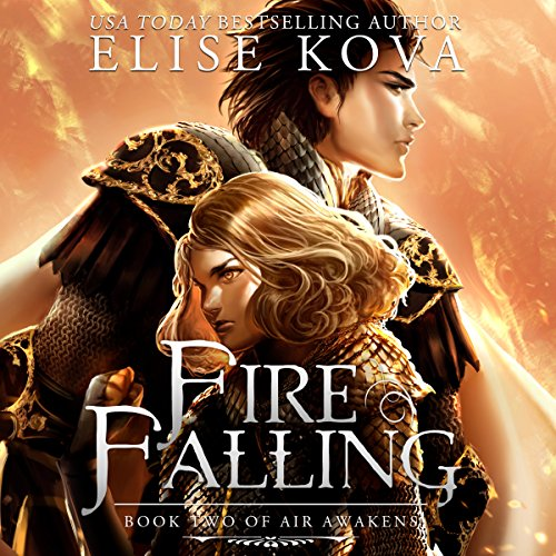 Fire Falling audiobook cover art
