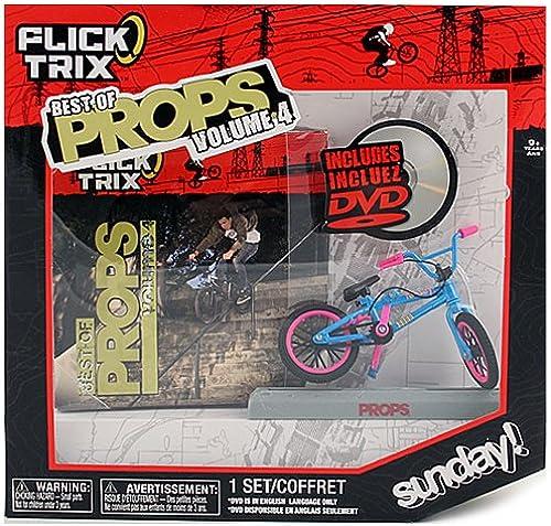 seguro de calidad Flick Flick Flick Trix Best of Props Volume 4 [sunday ]  distribución global