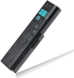 BYDT PA3817U-1BRS PABAS228 PA3819U-1BRS Batería para Toshiba Satellite L755 L750 L650 L655 L675 C655 C650 L755 Ordenador Notebook Battery[6cell 4400mah]