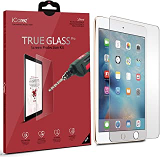 iCarez [Tempered Glass] Screen Protector for 7.9-inch Apple iPad Mini 4 / iPad Mini 5 (2019) [9H 0.33MM 2.5D] Premium Easy to Install (1-Pack)