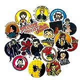Serie TV Strange Things Sticker Frigo Laptop Ski Clipbox Adesivo Graffiti Impermeabile 30Pcs